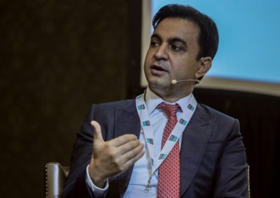 Anuj Sharma at the South America Assembly
