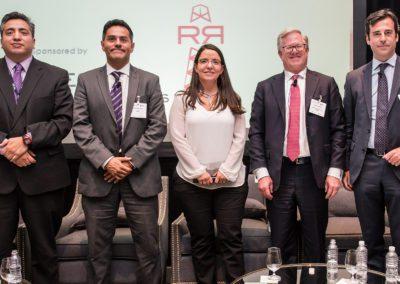 Celilia Curiel, Luis Villalobosm Carlos Isirna, Victor Luque at Mexico Power Day 2018
