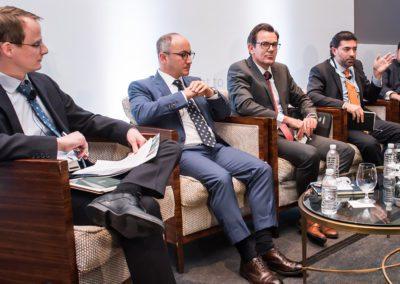 Christoffer Mylde, Manuel Buitrago, Martin Jungbluth, Javier Zambrano and Rogelio Rodriguez Velazquez