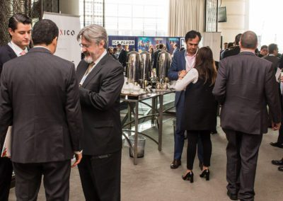 Coffee Break at Mexico Assembly 2018