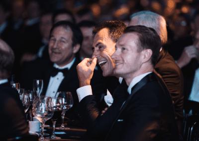 2016 World Oil & Gas Week Awards Dinner, London.
