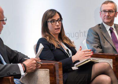 Isabella Saval at Mexico Assembly 2018