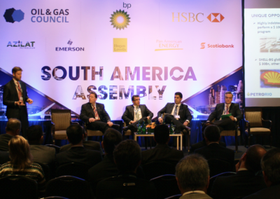 Keynote presentation at South America Assembly 2016