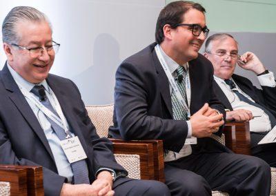 Manuel Alegria Constantino and Sergio Limardo