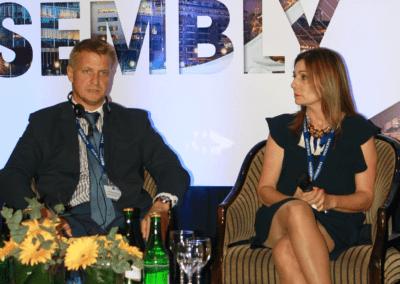 Mikhail Antonov President Americas Gazprom