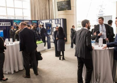Networking at Coffee Break at Mexico Assembly 2018