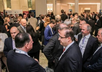 Networking at the South America Assembly 2017.1