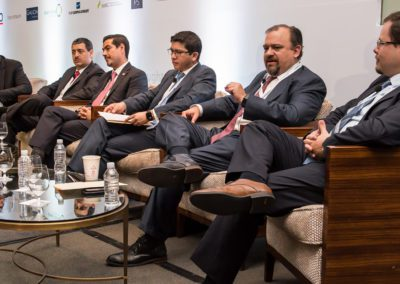 Opening Panel at Mexico Assembly 2018