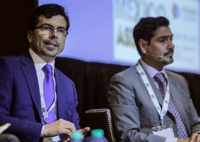 Orlando Velandia at the South America Assembly 2017
