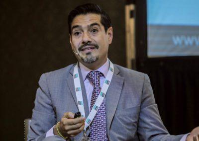 Oscar Roldan at the South America Assembly 2017