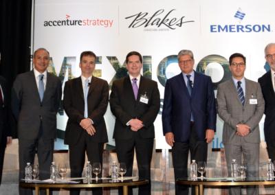 Sam Sherman, David Madero, Fernando Alonso Viñas, David Vizcarrondo, Francisco Noyola, Carlos Alvarez and Jarl Pedersen