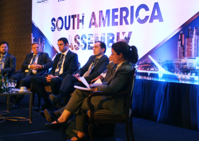 South Americas Power utilities and renerwable oulook moderated by Mariana Ardizzone_ Ardizzone Abogados