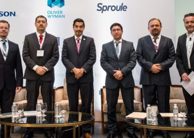 Spealers from the Progress on Energy Bid Rounds of 2017 & Mexicos Energy Transition Panel
